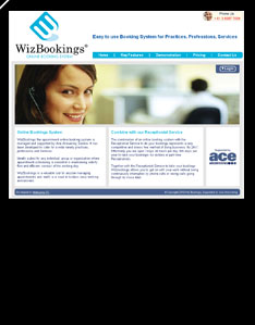Wiz Bookings System